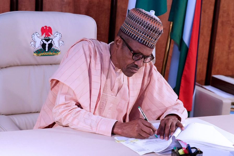 Buhari signs 'Not-Too-Young-To Run Bill'