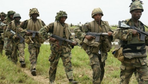 Army engages Boko Haram in fierce gun battle in Borno village