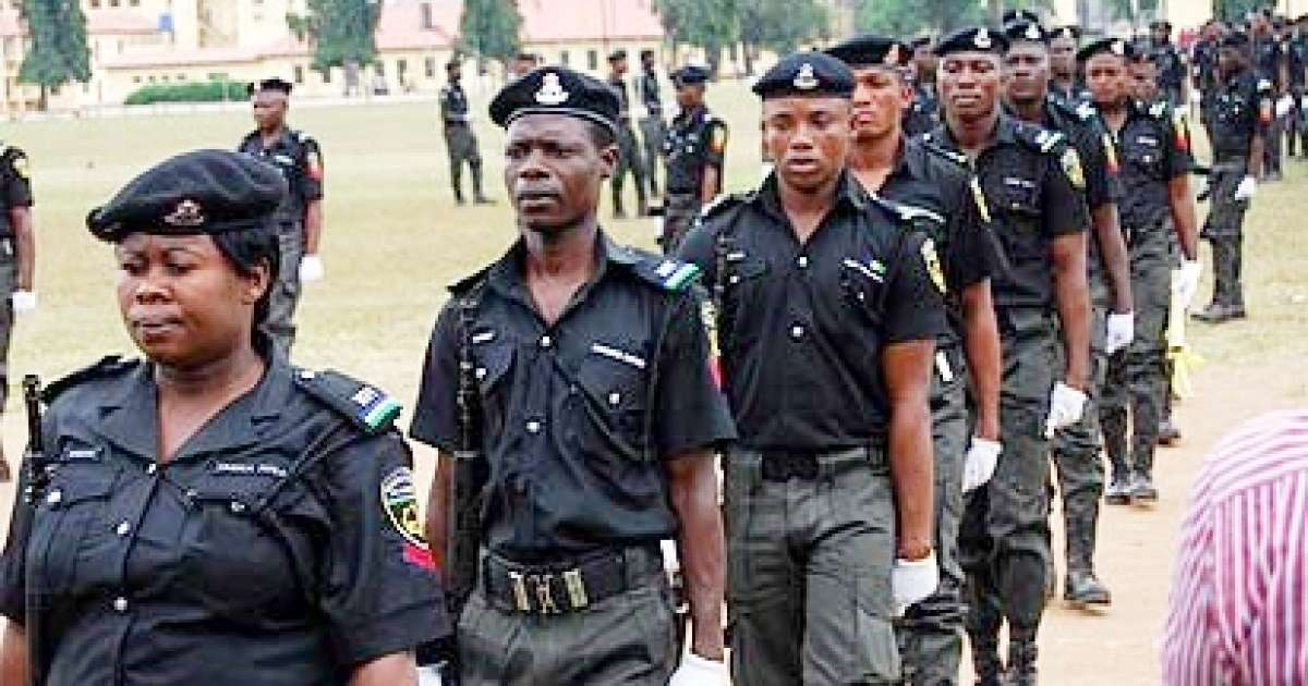 Federal Government orders recruitment of Police officers