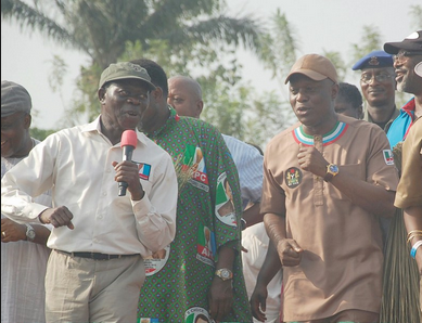 Oshiomhole may lose APC National chairmanship seat if controversial ward congress stands – Group