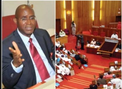 Court declares Omo-Agege's suspension as abuse of power
