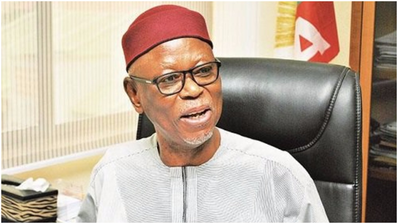 Tenure extension: Court strikes out suit against Oyegun, others