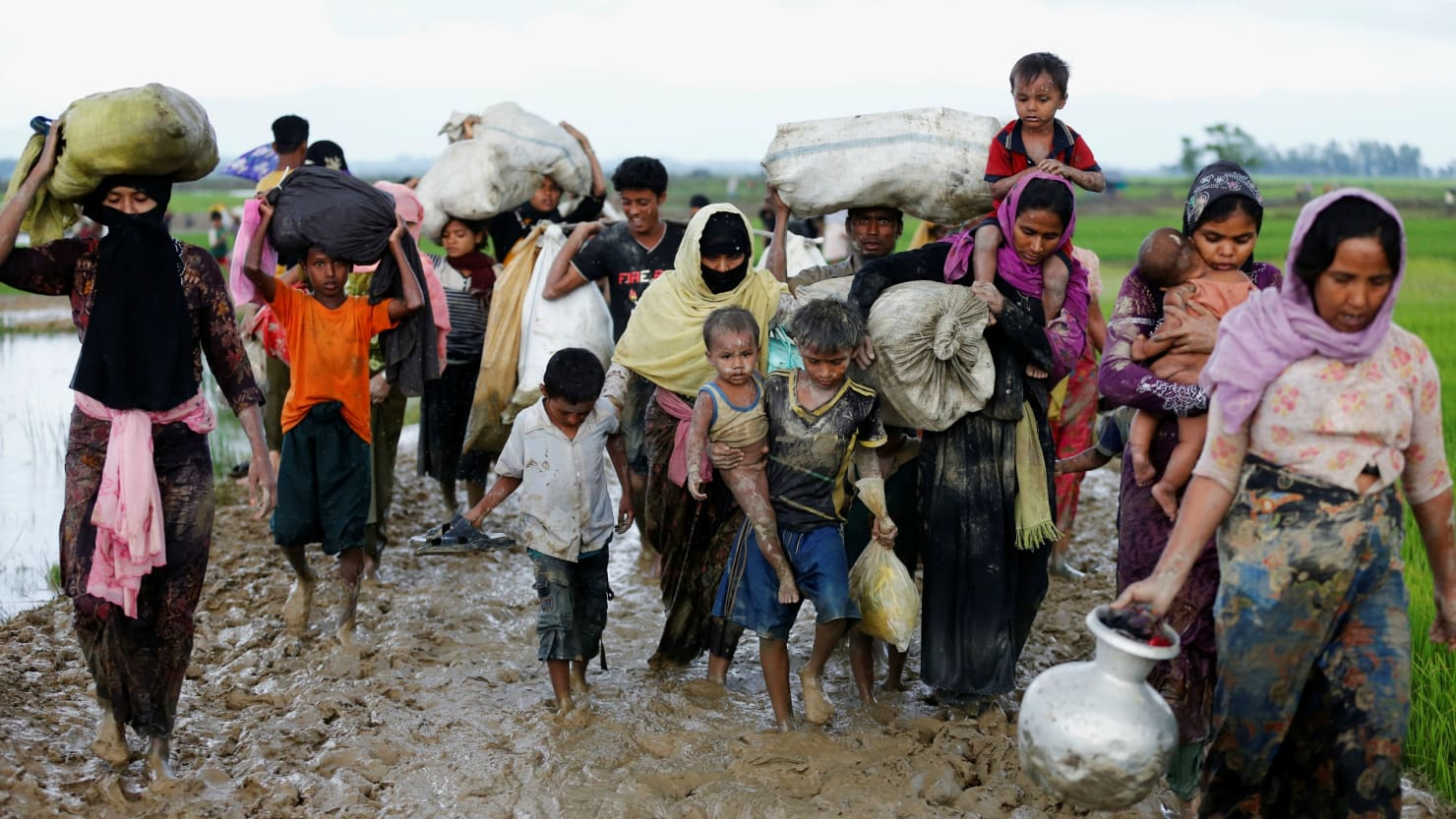 IOC Conference sheds light on plight of Rohingya refugees