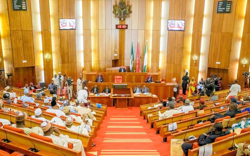 Senate in closed-door session with Security chiefs