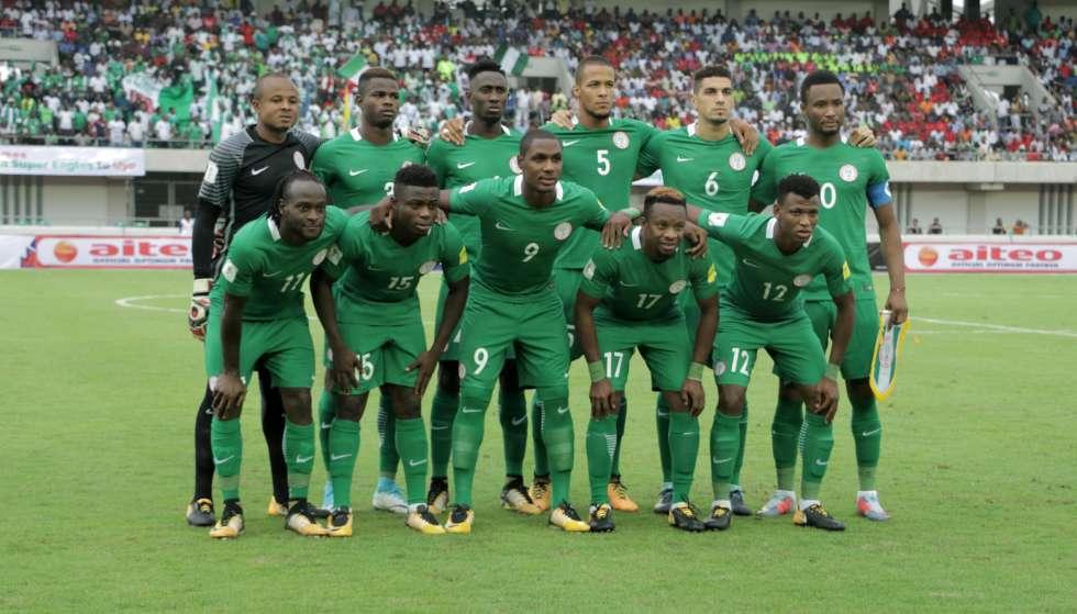 Nigeria retain 47th position in latest FIFA ranking