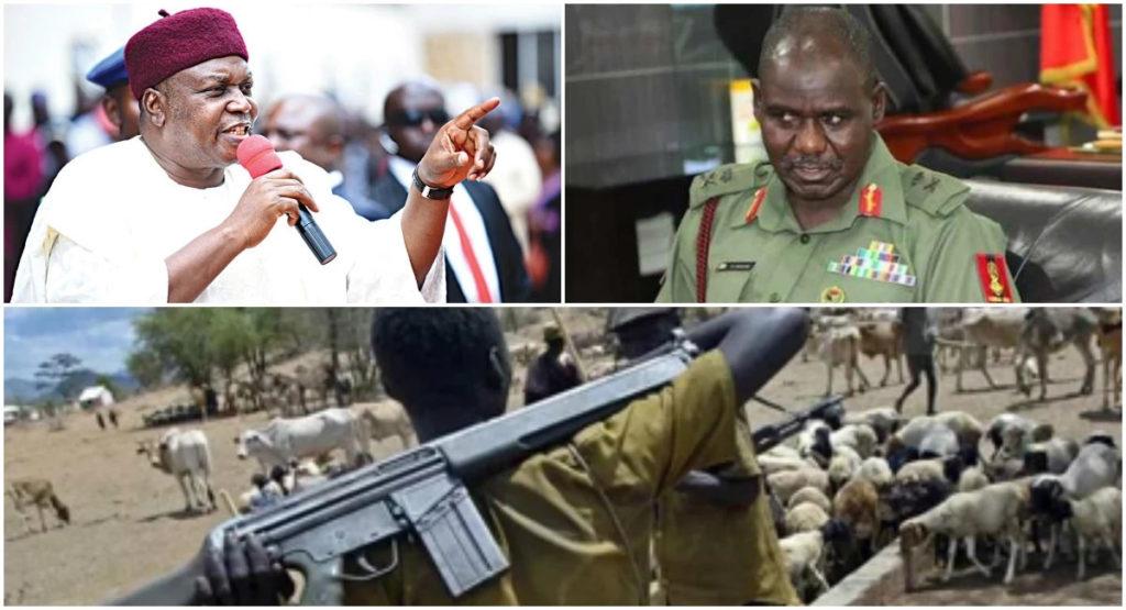 Joint army, Police task force kill 10 herdsmen militiamen in Taraba