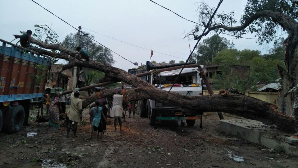 At least 95 killed in Uttar Pradesh, Rajasthan