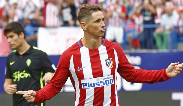 Torres leads Atletico against Super Eagles in Uyo