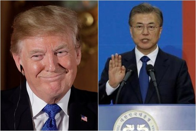 Trump to host South Korean president May 22