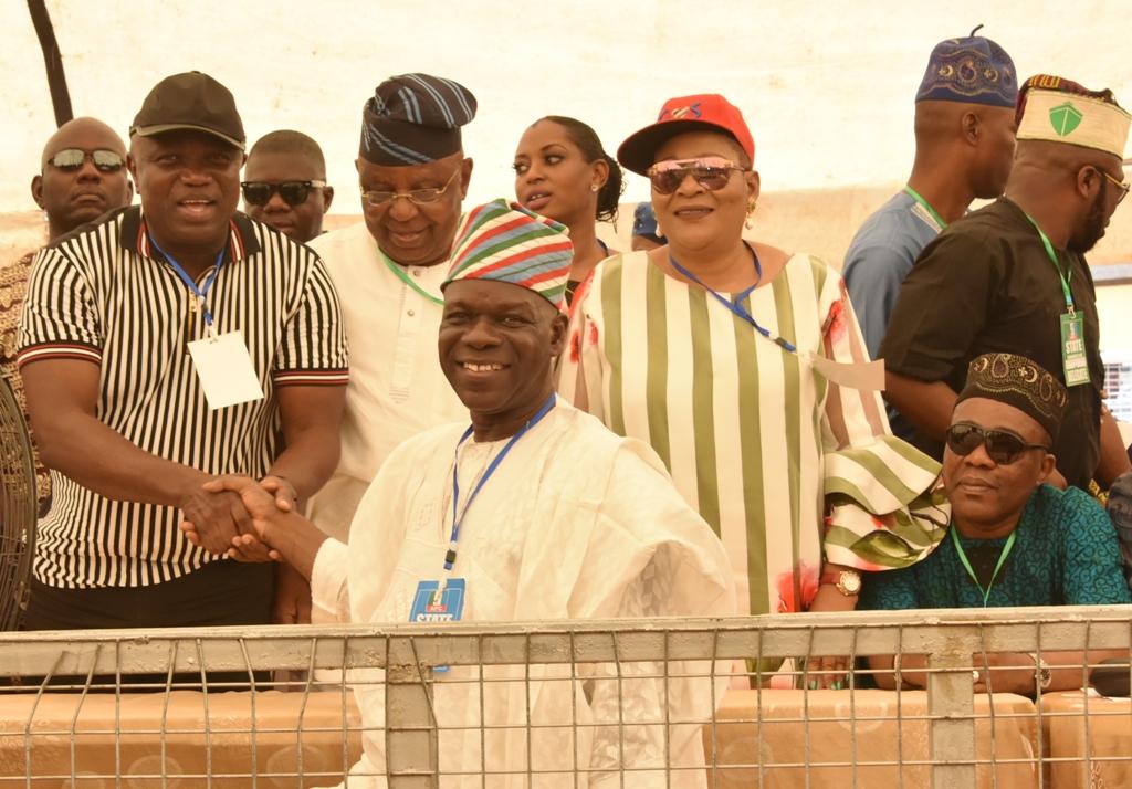 Balogun pledges to reconcile aggrieved Lagos APC members