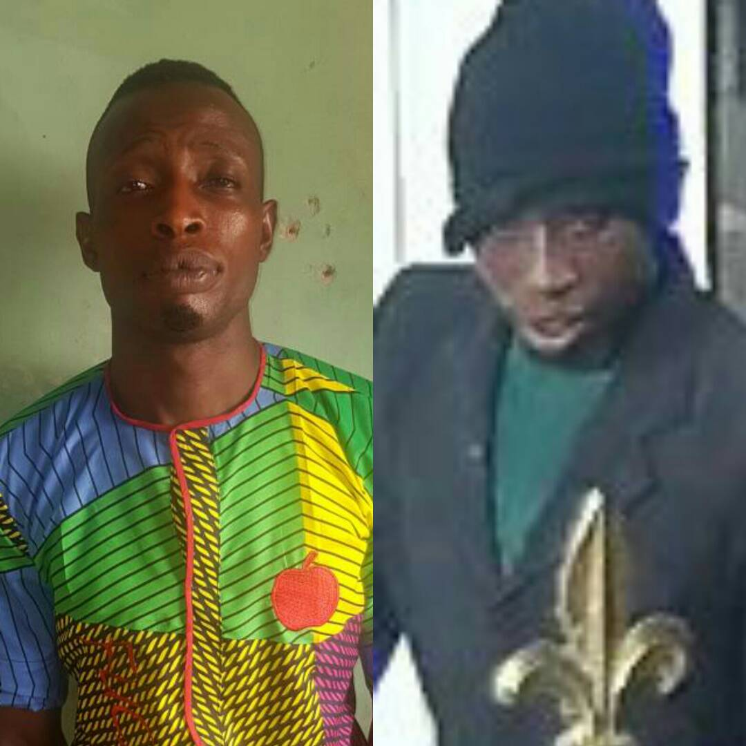 Police arrest key members of Offa multiple bank robberies (PICTURES)