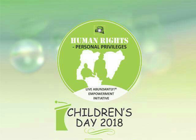 Children's day: NGO urges children to become vehicles for positive change