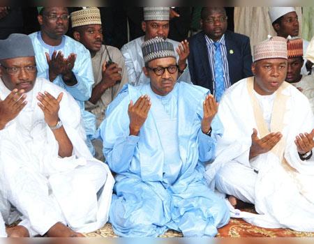 Ramadan: Buhari urges Muslims to pray for Nigeria
