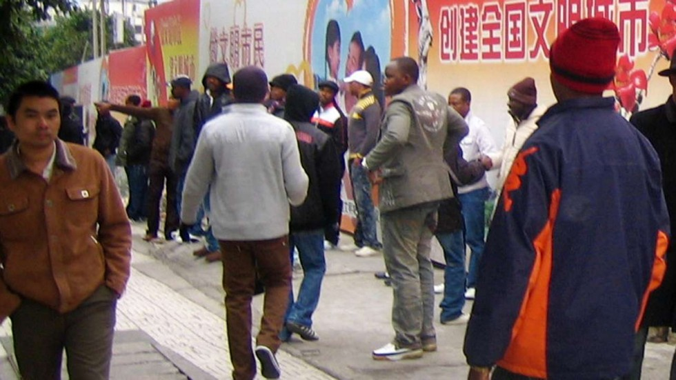 Tough times await West African immigrants in China's Guangzhou