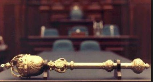National Assembly security alleges internal conspiracy in hijack of senate mace