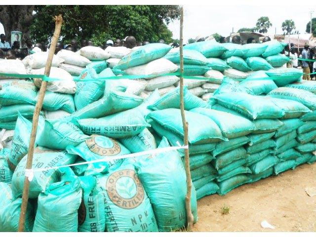 Nigeria targets fertilizer exports