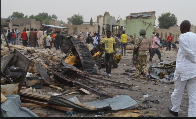 More than 20 reported dead as twin blasts hit Adamawa