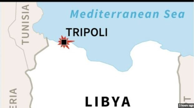 Twelve killed in attack on Tripoli election HQ