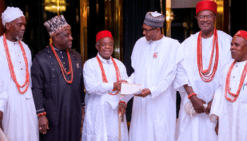 Igbo leaders call for restructuring, constitution review