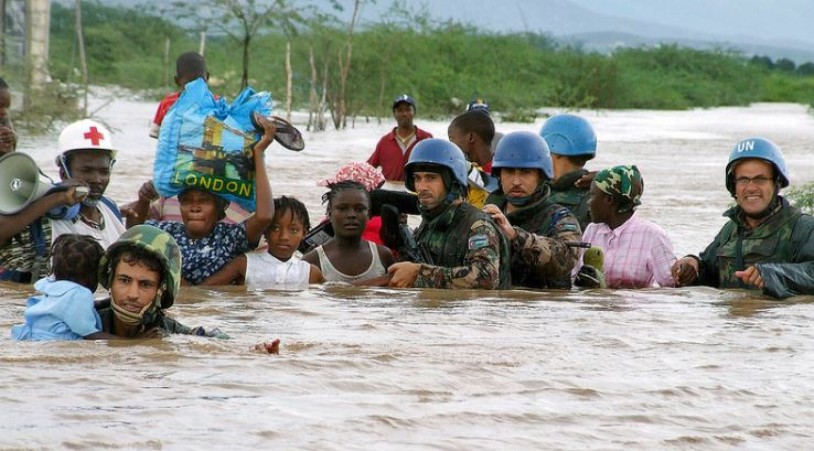 UN celebrates 70 Years of international Peacekeeping