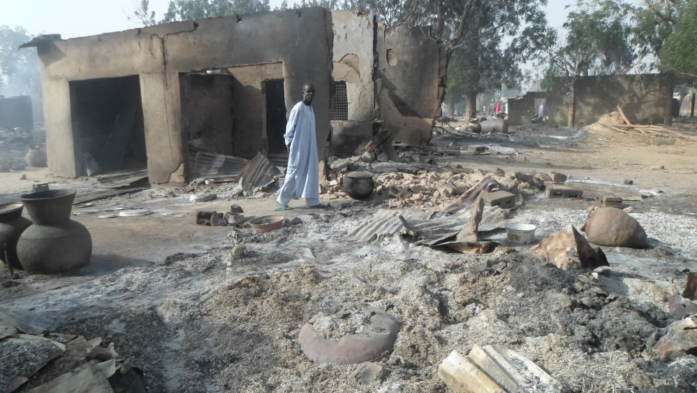 45 people killed in midday attack on Kaduna village