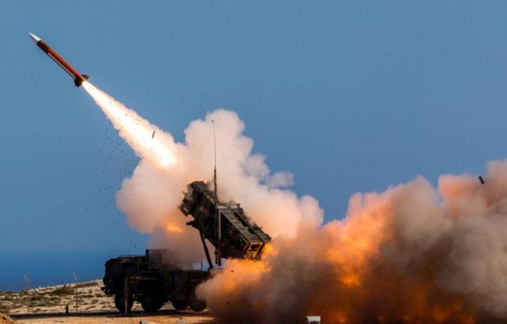 Saudi Arabia says it intercepts missile above Riyadh