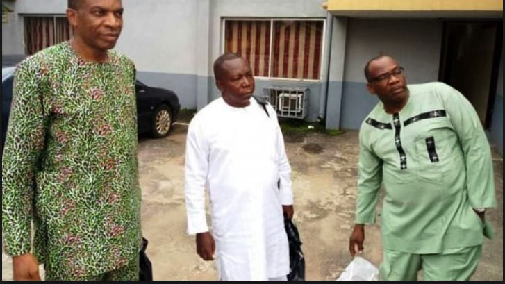 Court remands former Edo PDP gov. candidate, Ize-Iyamu in prison