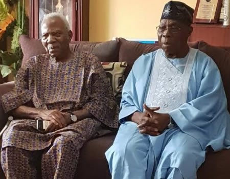 Afenifere declares support for Obasanjo's move to kick out APC govt