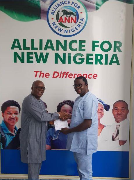 2019 presidency: Thomas-Wilson Ikubese to contest under Alliance for New Nigeria