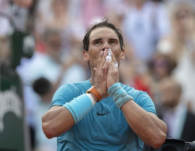 Nadal clinches 11th French Open title
