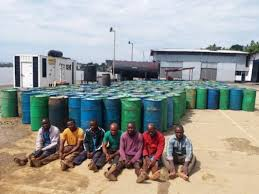 NSCDC intercepts vehicles with adulterated diesel, Kerosene