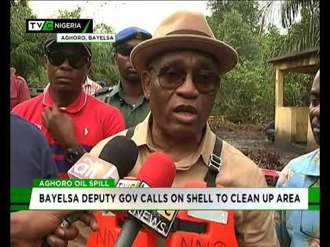 Bayelsa govt calls on Shell to clean up Aghoro oil spill