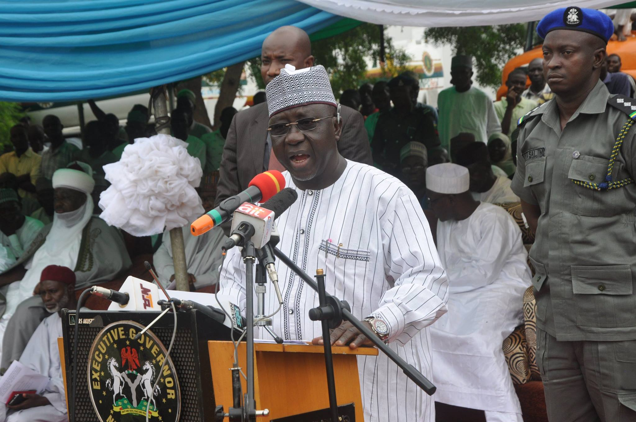 Nasarawa govt to boost IGR through solid assets