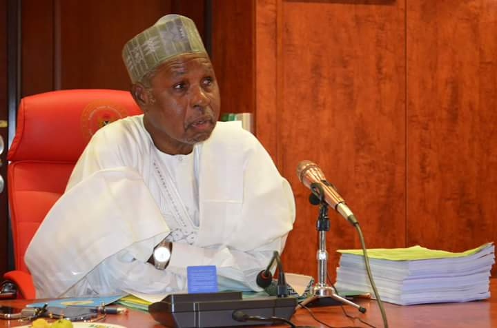 Masari advocates stiffer penalty for drug offenders