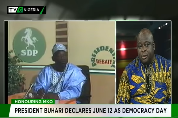 Buhari's recognition of June 12, best gift to pro-democracy fighters – Otitoju