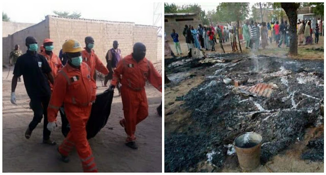 Two killed, four injured in fresh Borno suicide attack