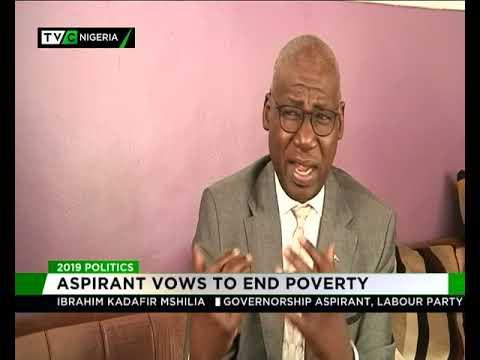 Borno governorship aspirant vows to end poverty
