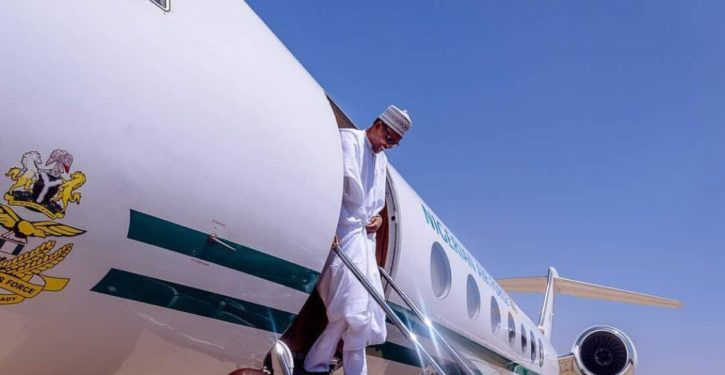 Plateau killings: Buhari arrives Jos, to hold meeting with stakeholders