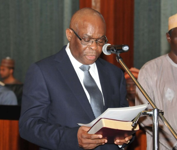 CJN swears in 12 Judges as Justices of Appeal Court