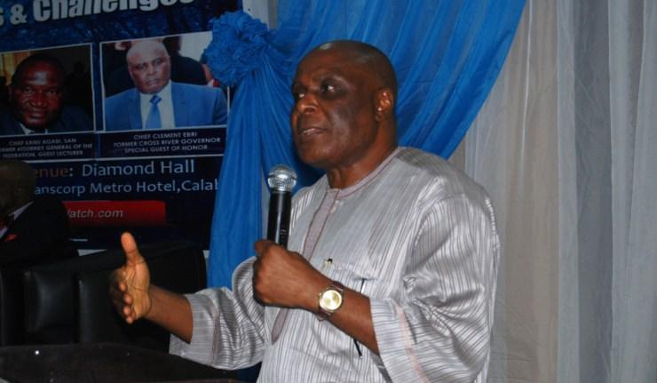 Ebri formally joins APC National chairmanship race