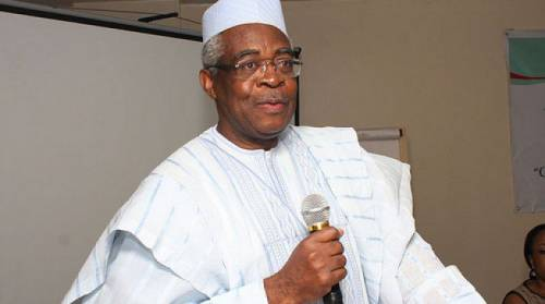 B/Haram: Danjuma commends FG for restoring infrastructure in Adamawa