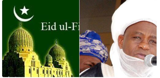 Sultan announces end of Ramadan, declares Friday Eid-El-Fitr