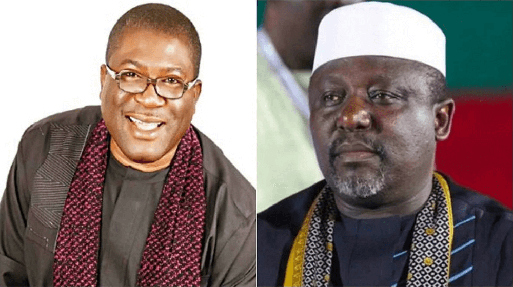 Supremacy battle between Rochas, Madumere prolongs APC national convention