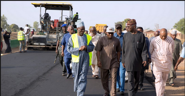 FG flags off reconstruction of Abuja-Kaduna-Zaria road