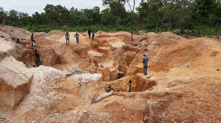 Nigeria seeks safer mining techniques
