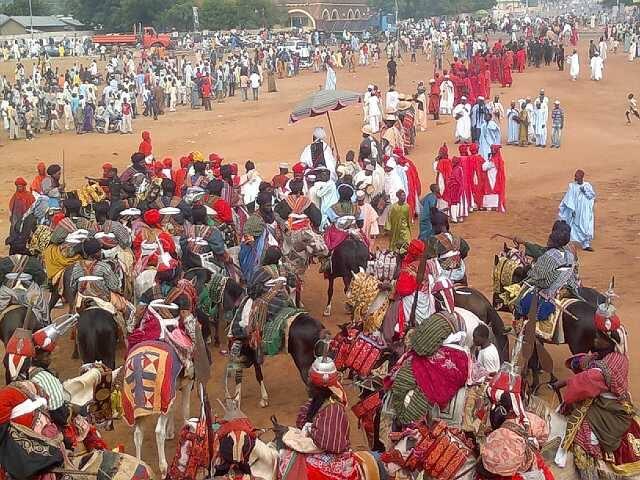 Gombe concludes Eid-el-fitri celebration with Durbar