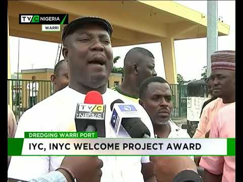 IYC, INYC welcome dredging of Warri Port