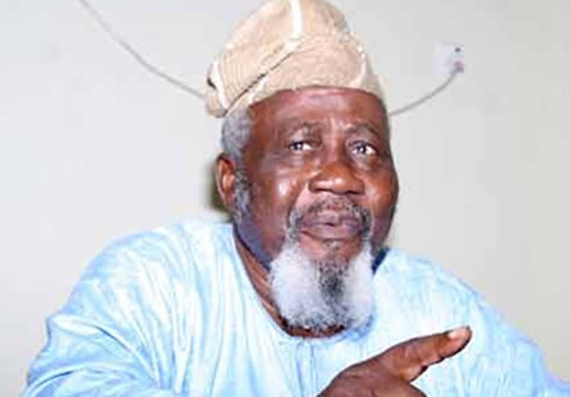 Ex-ICPC chairman, Mustapha Akanbi, dies at 85