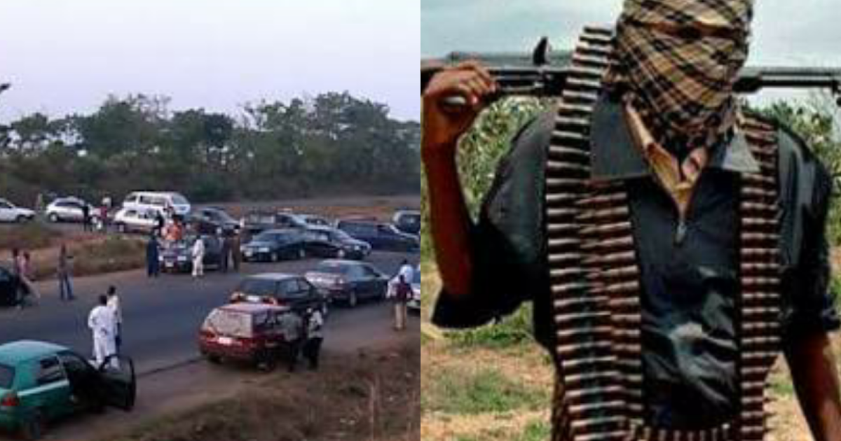 Again, bandits kidnap nursing mother, 23 travellers in Kaduna