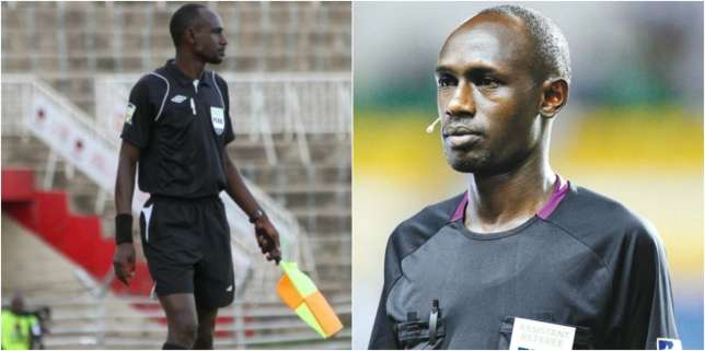 Bribery: Kenyan referee, Adel Marwa axed from Russia